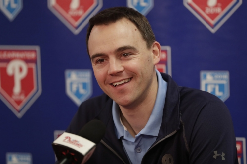 Phillies GM Klentak: We outperformed expectations