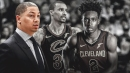 Tyronn Lue thinks George Hill, Collin Sexton complement each other well
