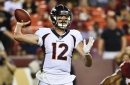 Seahawks workout Paxton Lynch, Maurice Alexander on Monday