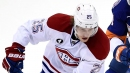Canadiens' de la Rose not cleared to travel due to cardiac episode