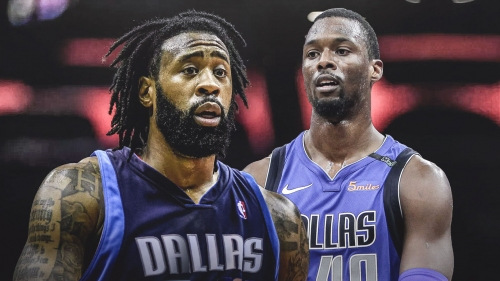 DeAndre Jordan, Harrison Barnes not with Mavs on trip to China