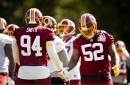Daily Slop: Redskins stroll out of their bye and into the toughest stretch of the season; Surgery sounds scary but Trent Williams seems fine