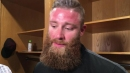 D-Backs' Archie Bradley on blown save, loss to Padres