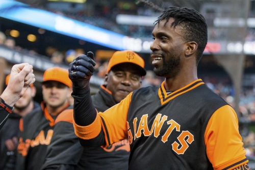 What Andrew McCutchen said about his days with Giants (and that power-killing park)