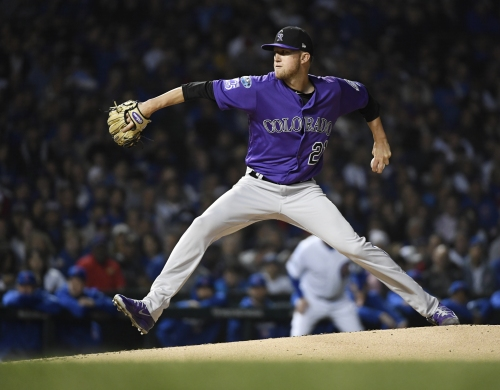 Rockies wild card notebook: Inside Kyle Freeland's dominant start and more insight from Wrigley Field