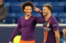 Kyle Walker challenges Man City teammate to race to prove FIFA 19 rating wrong