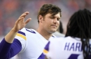 Here's a tip: Vikings' long snapper Kevin McDermott plans to play Sunday
