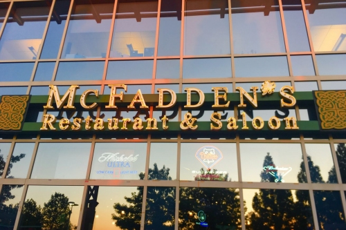 One last mess at McFadden's