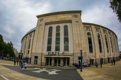 AL Wild Card Game: Oakland Athletics @ New York Yankees