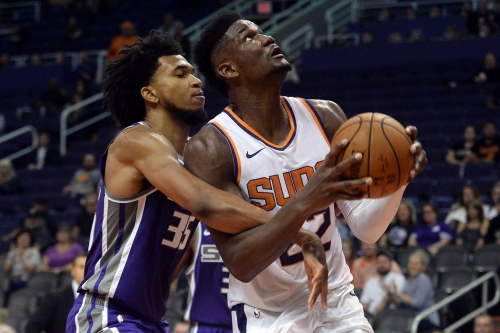 Quick Recap: Suns squeak by Breakers for first preseason victory, 91-86