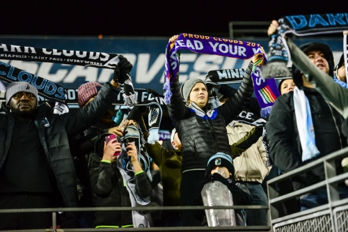 Major Link Soccer: Minnesota United sell over 50k tickets for final game at TCF Bank Stadium