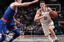 Nets injury problems ease ... as Kenny Atkinson lauds Rodions Kurucs