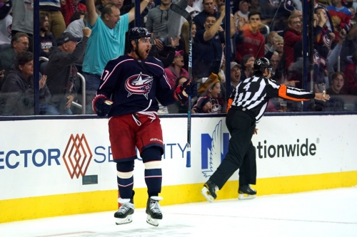 QuickCap Game #2: Jackets Fall to Canes, 3-1, For First Loss