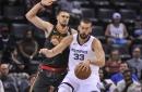 Recap: Hawks drop second preseason game against the Grizzlies, 120-110
