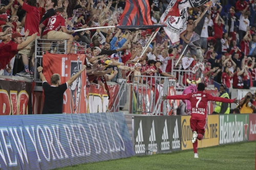 Preview: The Red Bulls head to California to take on the Earthquakes