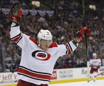NHL roundup: McElhinney, Aho, Ferland lead Hurricanes past Blue Jackets