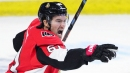 Senators' Mark Stone talks hosting rookie Brady Tkachuk