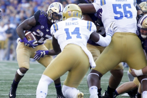 How to Watch Washington Huskies at UCLA Bruins: Game Time, TV Schedule, Radio and More