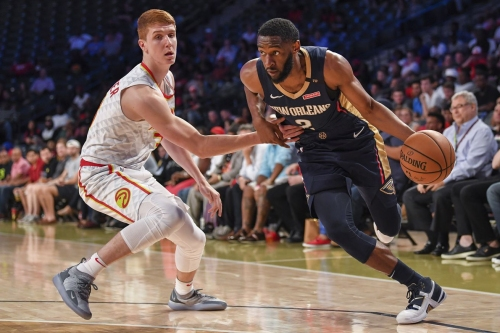 Huerter named one of the rookies 'most likely to exceed expectations' by ESPN
