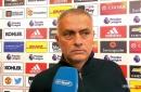 Jose Mourinho explains Man Utd team selection as Anthony Martial starts and Antonio Valencia dropped