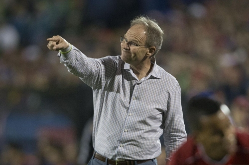 Sounders can clinch on Monday