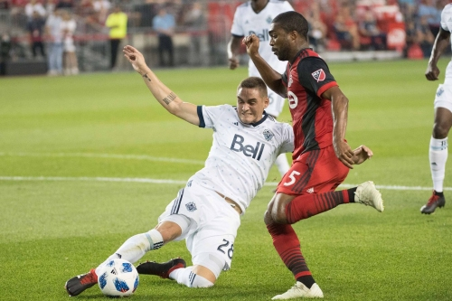 Match Preview: Vancouver travels to Toronto for Canadian Matchup