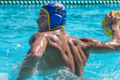 UCLA Men's Water Polo Hosts San Jose State This Afternoon