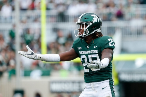 Michigan State has problems galore in 29-19 loss to Northwestern