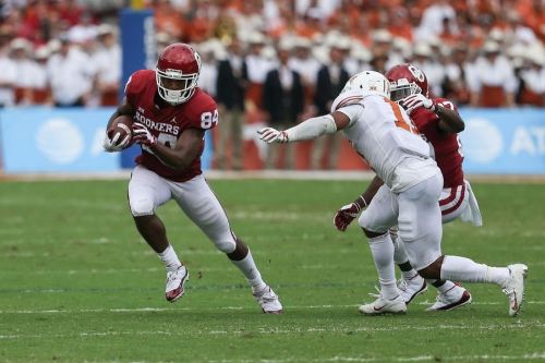 OU football: Highlights from Sooners' game against Texas