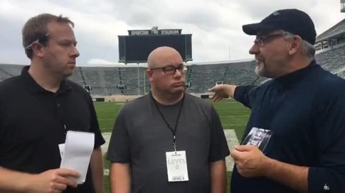 Michigan State's offensive injuries catch up to them in Northwestern loss