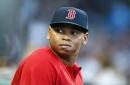 Rafael Devers not in Boston Red Sox lineup for Game 2 ALDS: Alex Cora explains decision to start Eduardo Nunez