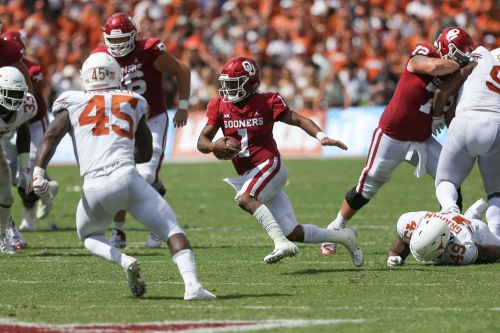 OU football: Kyler Murray's late heroics not enough for Sooners against Texas