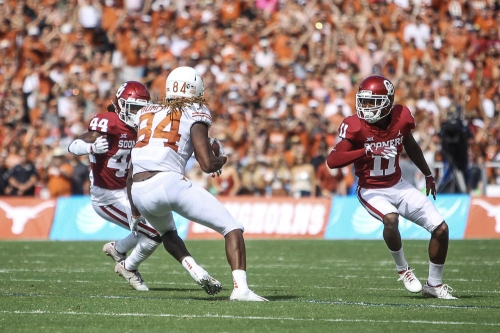 OU football: Physicality, tackling Oklahoma's weakness in loss to Texas