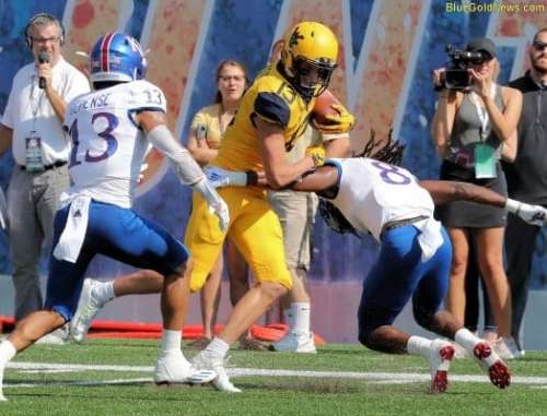 Grading The Mountaineers: Kansas Report Card