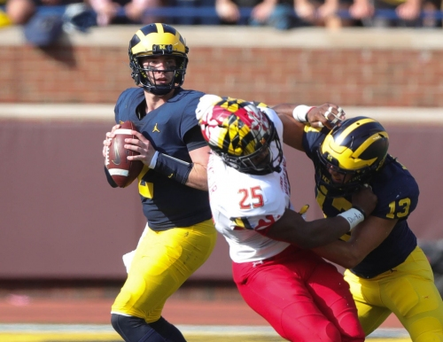 Michigan football extends win streak to five, but true tests are next