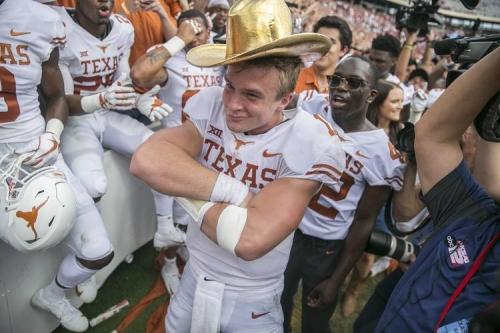 LISTEN: Longhorns Unfiltered: Texas 48, Oklahoma 45
