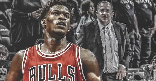 Tom Thibodeau once played Jimmy Butler 48 minutes in a preseason game