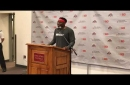 Everything Dwayne Haskins said after Ohio State's 49-26 win over Indiana