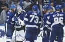 Lightning beats Panthers, 2-1, in shootout in regular-season opener