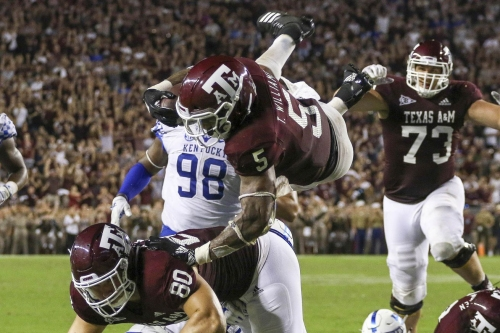 Kentucky's unbeaten season ends: Texas A&M topples Wildcats in OT