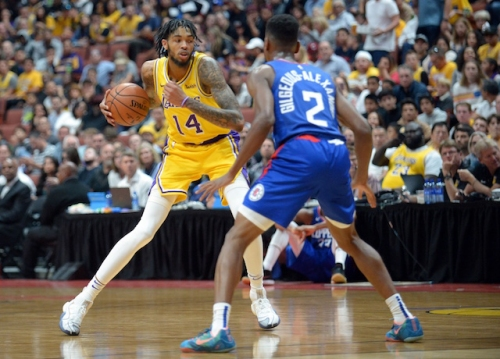 Lakers Lose To Clippers As LeBron James Sits For First Time In Preseason