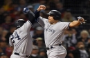Yankees smack Price, Sox to even series