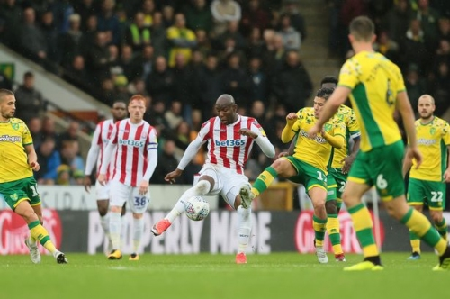 Norwich fans fume after Stoke win described as 'thoroughly deserved'
