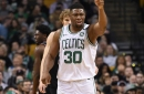 What will the Celtics do with their team option for Guerschon Yabusele?