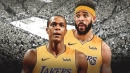JaVale McGee likens playing with Rajon Rondo to experience with John Wall