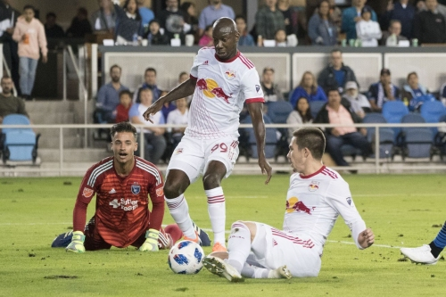 Red Bulls stop the Quakes