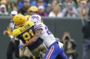 Packers Week 5 Inactives: Green Bay down two corners and two wide receivers