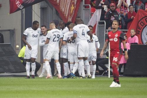 Report Card: Whitecaps vs Toronto F.C