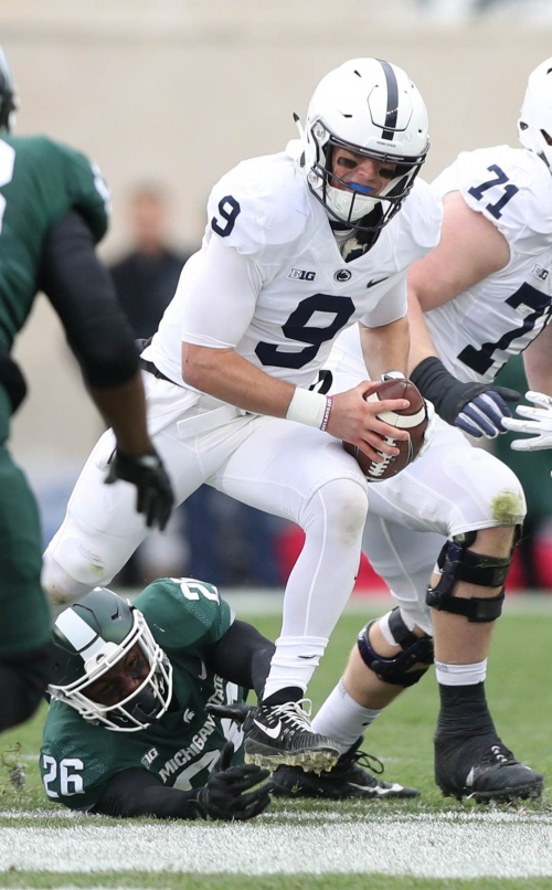 Michigan State football yet to fix its issues. Can it before Penn State?