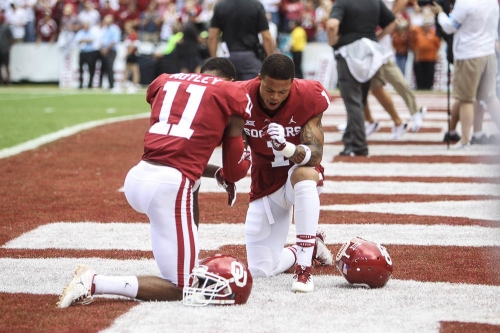 OU football: Sooners fall to No. 11 in Amway Coaches Poll